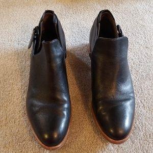 3.1 Philip Lim black side buckle booties 37